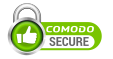eHubcap.com Comodo secured